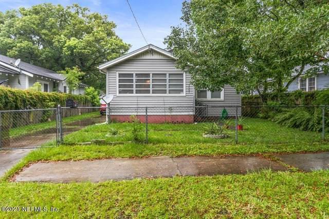 2667 Ernest St, Jacksonville, FL 32204 (MLS #1128404) :: Olde Florida Realty Group