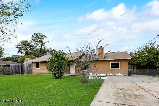 10740 Pacer Ct, Jacksonville, FL 32257 (MLS #1128418) :: The Perfect Place Team