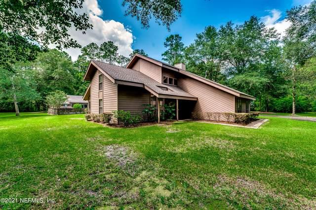 7801 Whispering Pines Ln, Glen St. Mary, FL 32040 (MLS #1128432) :: Bridge City Real Estate Co.