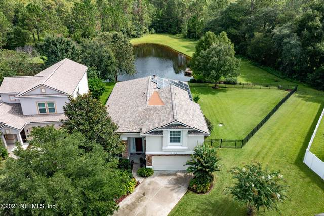 1172 Carmona Pl, St Augustine, FL 32092 (MLS #1128510) :: The Perfect Place Team