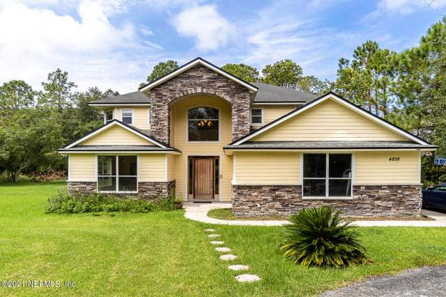 4858 Raggedy Point Rd, Fleming Island, FL 32003 (MLS #1128530) :: Olde Florida Realty Group