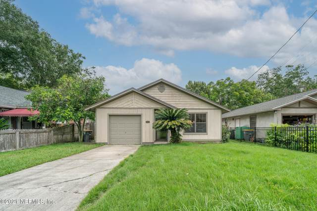 4511 Ramona Blvd, Jacksonville, FL 32205 (MLS #1128563) :: Vacasa Real Estate