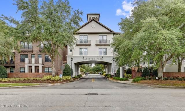 9823 Tapestry Park Cir #108, Jacksonville, FL 32246 (MLS #1128575) :: Park Avenue Realty
