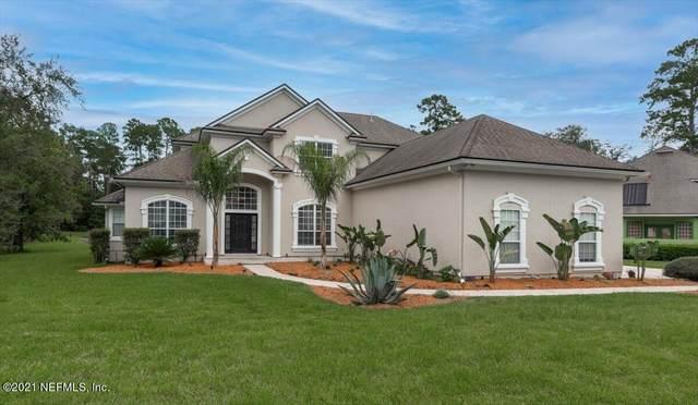 2765 Shade Tree Dr, Orange Park, FL 32003 (MLS #1128602) :: The Every Corner Team