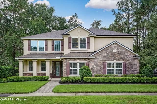4059 Eagle Landing Pkwy, Orange Park, FL 32065 (MLS #1128625) :: EXIT Real Estate Gallery