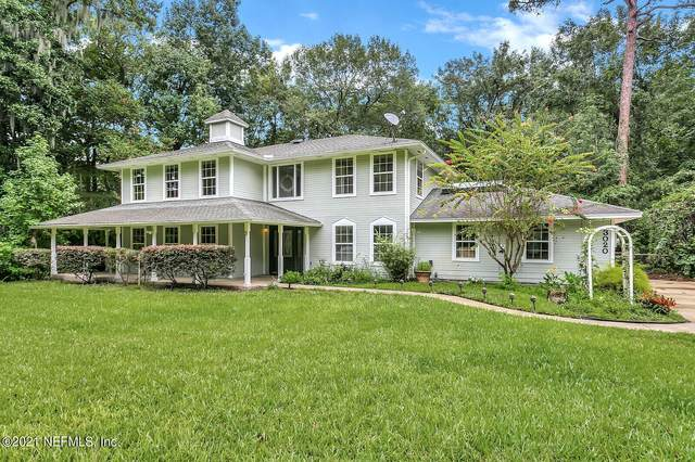 3020 Mac Rd, St Augustine, FL 32086 (MLS #1128668) :: The Collective at Momentum Realty