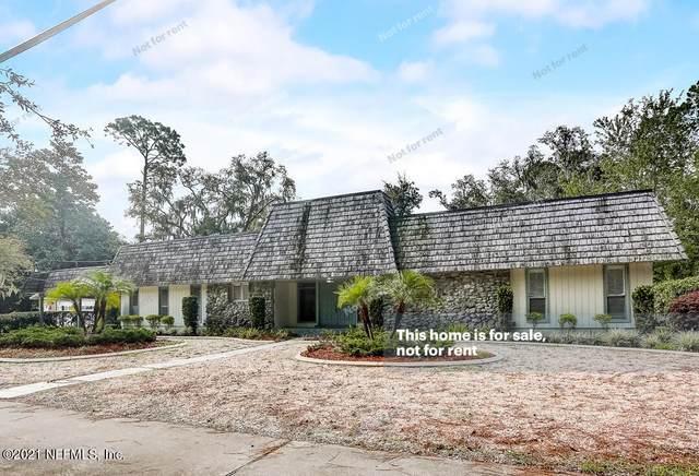 3594 River Hall Dr, Jacksonville, FL 32217 (MLS #1128692) :: 97Park