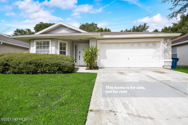 574 Chancellor Dr W, Jacksonville, FL 32225 (MLS #1128708) :: Berkshire Hathaway HomeServices Chaplin Williams Realty