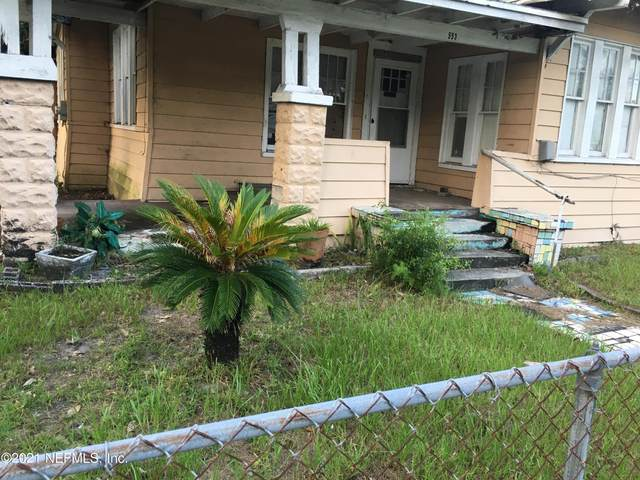553 W 18TH St, Jacksonville, FL 32206 (MLS #1128709) :: EXIT Inspired Real Estate