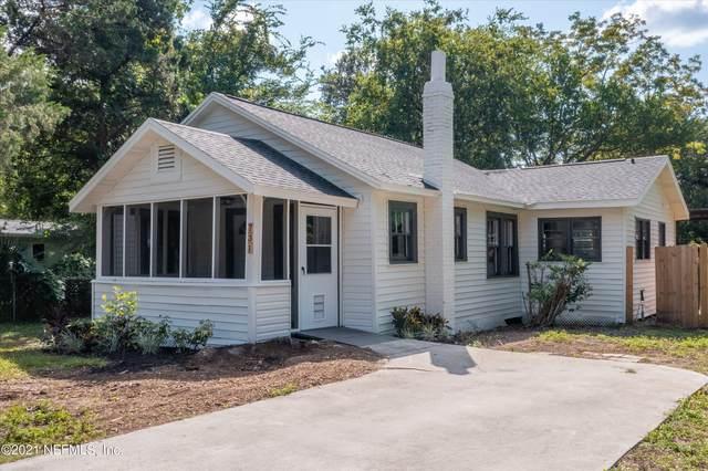 731 S 6TH St, Fernandina Beach, FL 32034 (MLS #1128722) :: EXIT Real Estate Gallery