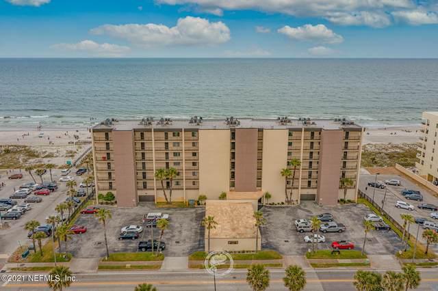 601 1ST St S 5E, Jacksonville Beach, FL 32250 (MLS #1128807) :: EXIT Real Estate Gallery