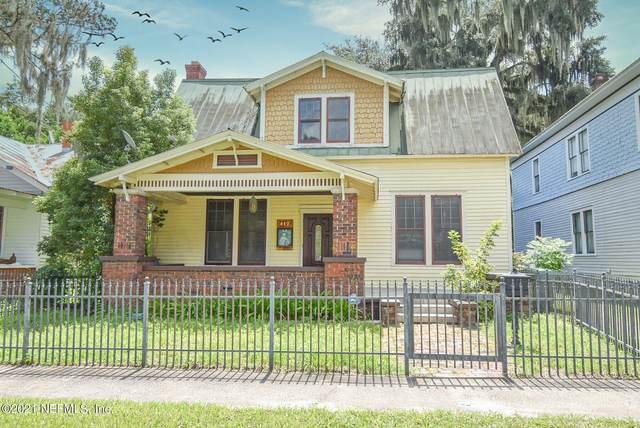 417 Emmett St, Palatka, FL 32177 (MLS #1128808) :: Endless Summer Realty