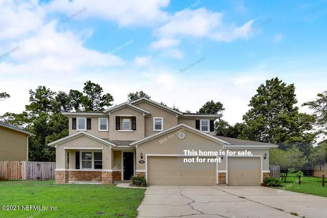 2950 Bent Bow Ln, Middleburg, FL 32068 (MLS #1128815) :: The Perfect Place Team