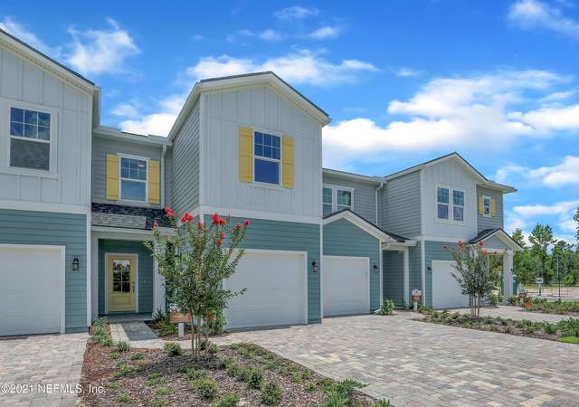 124 Pinebury Ln, St Augustine, FL 32092 (MLS #1128824) :: Ponte Vedra Club Realty