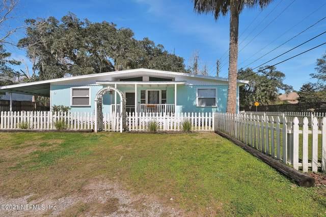 1405 Masters Dr, St Augustine, FL 32084 (MLS #1128875) :: Bridge City Real Estate Co.