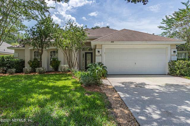 229 N Lake Cunningham Ave, St Johns, FL 32259 (MLS #1128880) :: The Newcomer Group