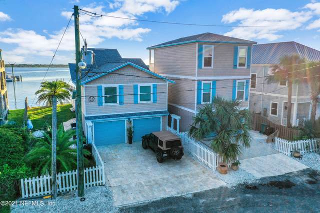 21 Inlet Pl, St Augustine, FL 32080 (MLS #1128901) :: The Every Corner Team