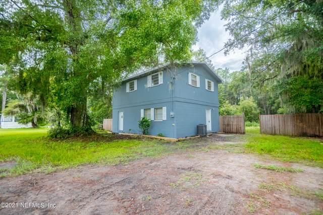 16440 SW 66 Ln, Starke, FL 32091 (MLS #1128906) :: EXIT Real Estate Gallery