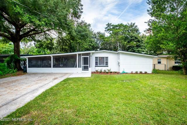 347 Sonora Dr, Orange Park, FL 32073 (MLS #1128934) :: CrossView Realty