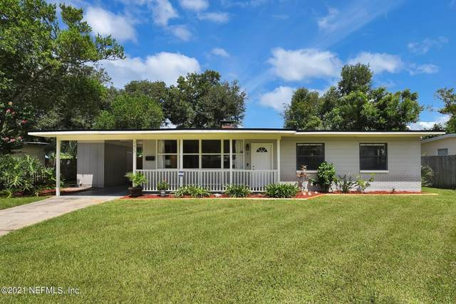 7617 Lazeau Dr, Jacksonville, FL 32211 (MLS #1128964) :: The Collective at Momentum Realty