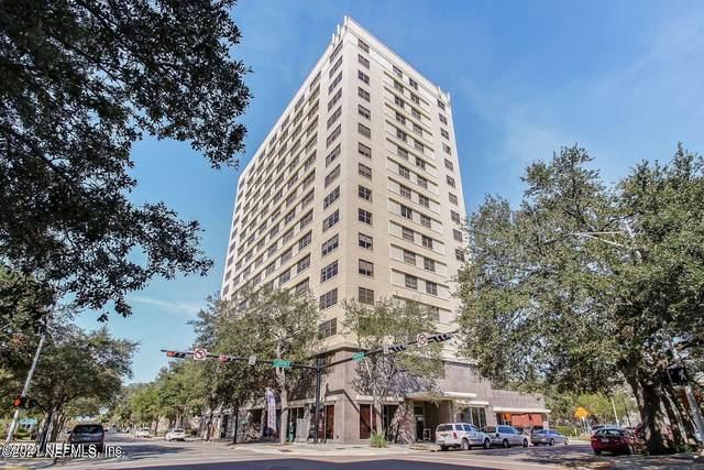 311 Ashley St #808, Jacksonville, FL 32202 (MLS #1128980) :: Bridge City Real Estate Co.