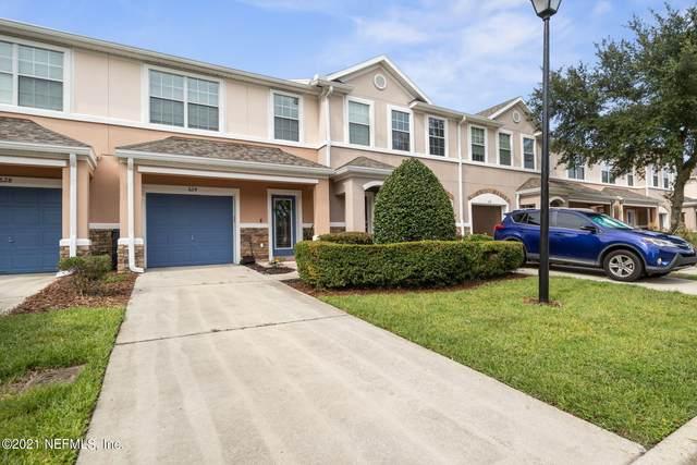 624 Crystal Way, Orange Park, FL 32065 (MLS #1128992) :: EXIT Real Estate Gallery