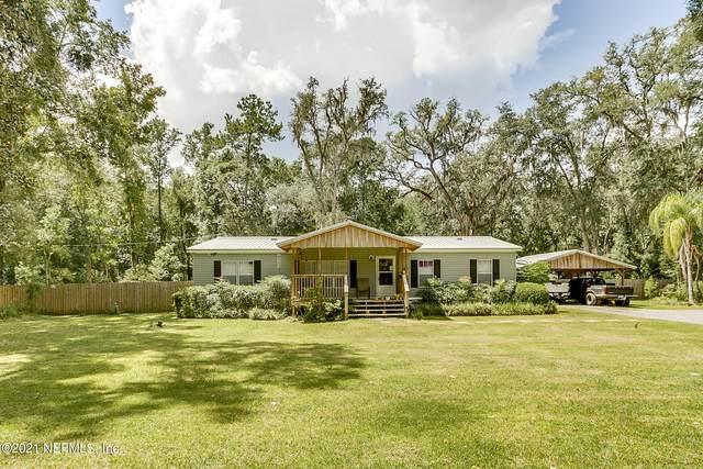 3406 Brown Rd, GREEN COVE SPRINGS, FL 32043 (MLS #1129010) :: Ponte Vedra Club Realty
