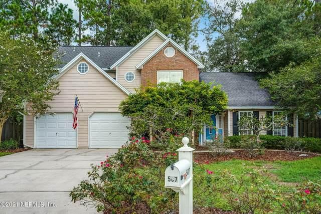 507 Garden View Ter, Fleming Island, FL 32003 (MLS #1129061) :: The Randy Martin Team | Compass Florida LLC