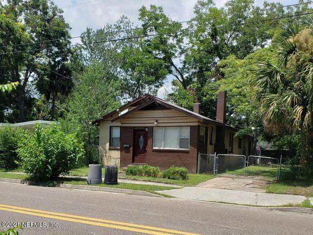 1403 W 26TH St, Jacksonville, FL 32209 (MLS #1129085) :: EXIT 1 Stop Realty