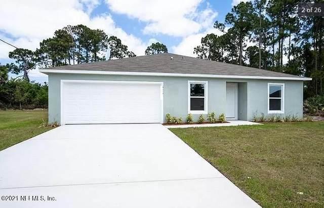 6 Reybell Ln, Palm Coast, FL 32164 (MLS #1129094) :: Vacasa Real Estate