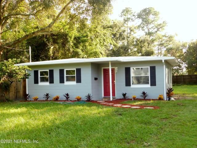 4178 W Ruby Dr, Jacksonville, FL 32246 (MLS #1129095) :: 97Park