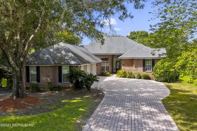 668 Cherry Grove Rd, Orange Park, FL 32073 (MLS #1129110) :: The Volen Group, Keller Williams Luxury International