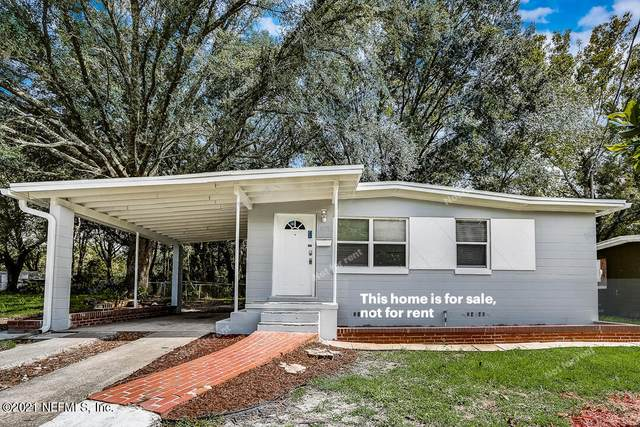 4030 Lockhart Dr, Jacksonville, FL 32209 (MLS #1129111) :: The Collective at Momentum Realty