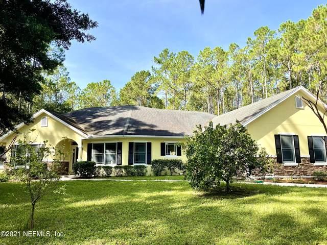 236 Belmont Dr, Jacksonville, FL 32259 (MLS #1129122) :: Olde Florida Realty Group