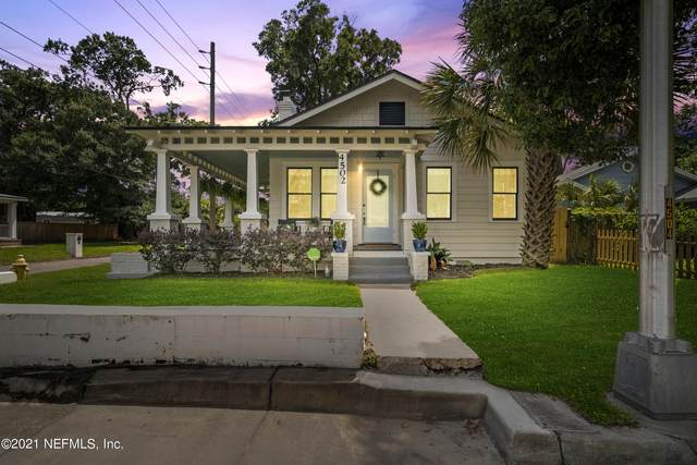 4502 Post St, Jacksonville, FL 32205 (MLS #1129143) :: Berkshire Hathaway HomeServices Chaplin Williams Realty