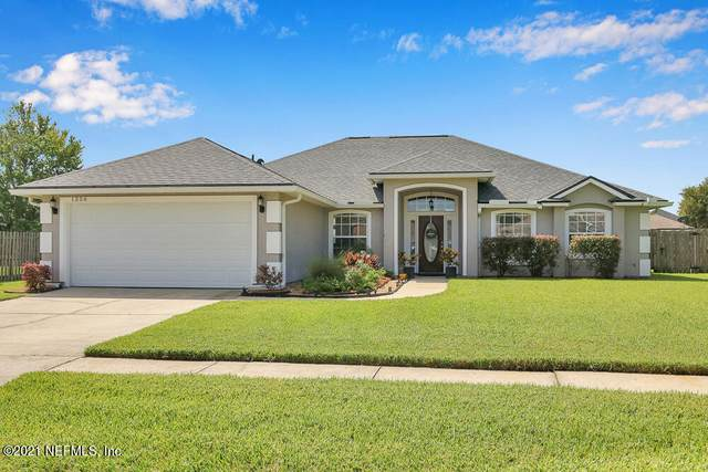 1356 Grey Feather Ln, Jacksonville, FL 32218 (MLS #1129164) :: EXIT Inspired Real Estate