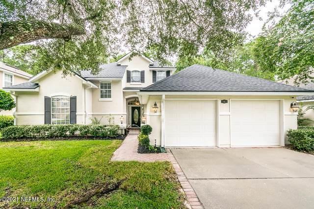 162 Sweetbrier Branch Ln, Jacksonville, FL 32259 (MLS #1129211) :: Bridge City Real Estate Co.