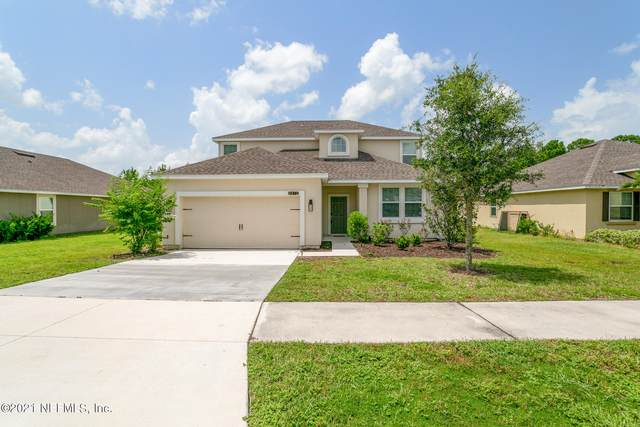 2872 Woodbridge Crossing Ct, GREEN COVE SPRINGS, FL 32043 (MLS #1129241) :: The Collective at Momentum Realty