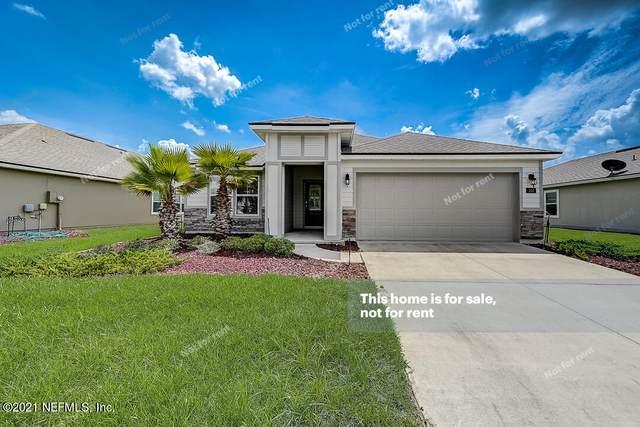 344 Ponderosa Dr, Jacksonville, FL 32218 (MLS #1129325) :: Vacasa Real Estate