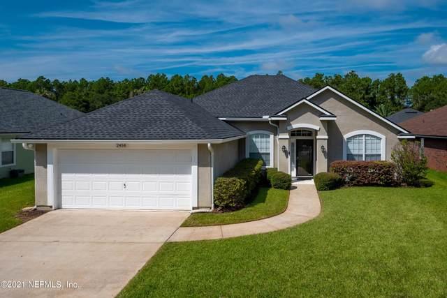 2458 Misty Water Dr E, Jacksonville, FL 32246 (MLS #1129363) :: EXIT Real Estate Gallery