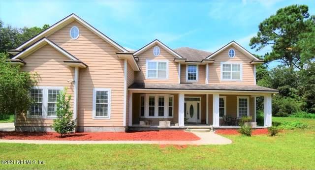 4385 Rues Landing Rd, St Augustine, FL 32092 (MLS #1129372) :: EXIT Inspired Real Estate