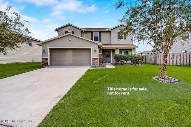 77033 Cobblestone Dr, Yulee, FL 32097 (MLS #1129400) :: The Collective at Momentum Realty
