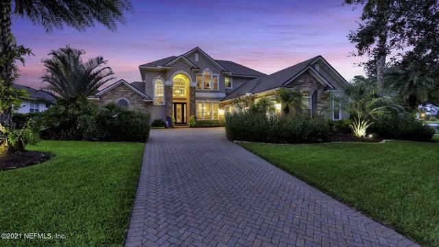 244 Topsail Dr, Ponte Vedra, FL 32081 (MLS #1129428) :: Park Avenue Realty