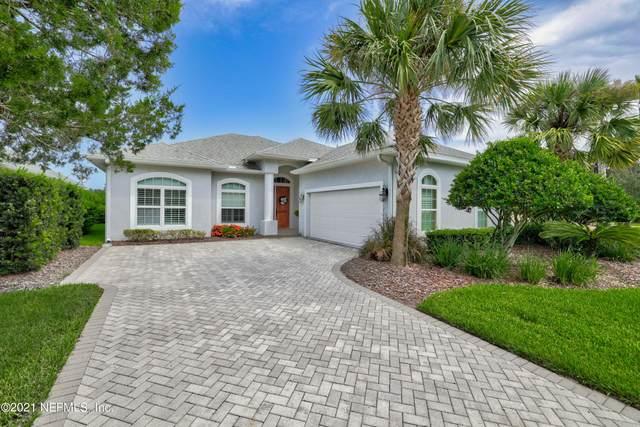 854 Summer Bay Dr, St Augustine, FL 32080 (MLS #1129439) :: Ponte Vedra Club Realty