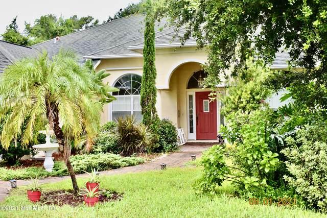 4321 Palm St, St Augustine, FL 32084 (MLS #1129463) :: The Huffaker Group