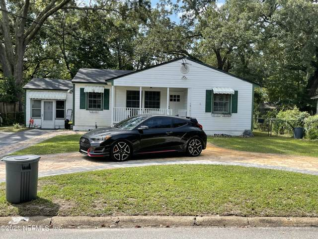 1916 Lakewood Cir N, Jacksonville, FL 32207 (MLS #1129500) :: The Collective at Momentum Realty
