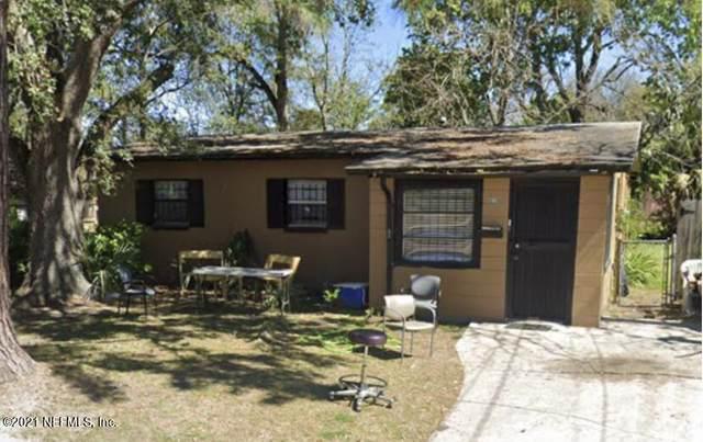 4015 Leonard Cir W, Jacksonville, FL 32209 (MLS #1129530) :: The Hanley Home Team