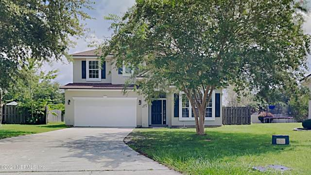 5455 Huckleberry Ct, Macclenny, FL 32063 (MLS #1129597) :: EXIT Inspired Real Estate