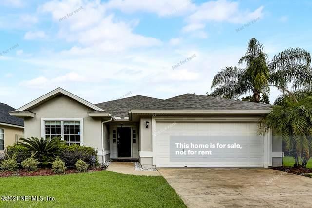 1306 Brookgreen Way, Fleming Island, FL 32003 (MLS #1129643) :: The Every Corner Team