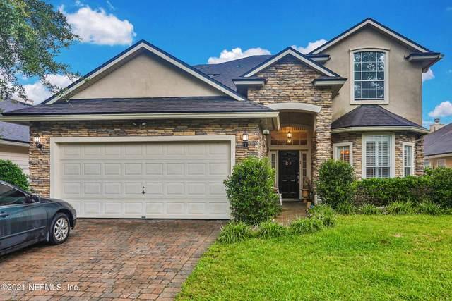 964 Steeplechase Ln, Orange Park, FL 32065 (MLS #1129657) :: Olde Florida Realty Group